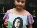 Scoala de Vara 2019 Anul da Vinci Pictura Mona Lisa Raisa 130x98 Scoala de Vara, 2019 – Galerie Foto