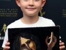Scoala de Vara 2019 Anul da Vinci Pictura Reproducere Sf. Ioan botezatorul Yannis 130x98 Scoala de Vara, 2019 – Galerie Foto