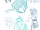 femalestudy 130x98 Atelier Desen Digital copii (8 18 ani)